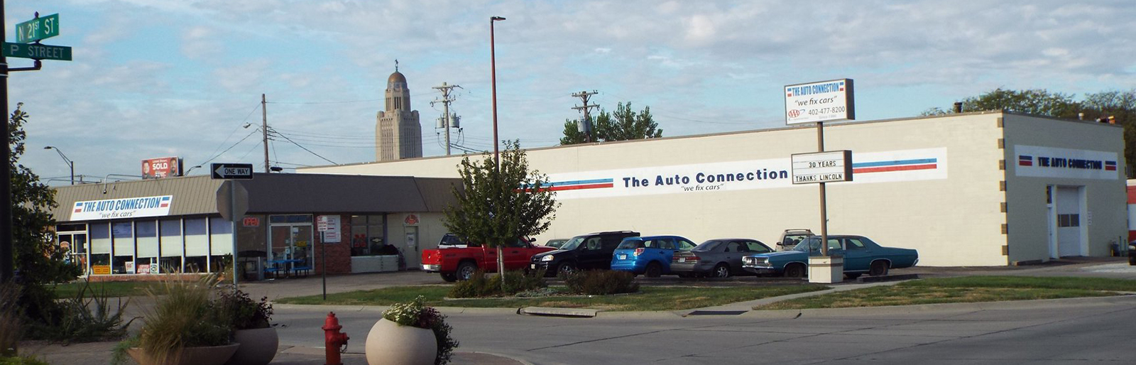 vehicles repaired at auto connection LINCOLN, NE